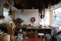 アトリエ内部/児島の小さなアトリエ/Tiny Atelier/倉敷 - 建築事務所は日々考える
