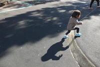 一歩を踏み出せ / X30 - minamiazabu de 散歩 with FUJIFILM