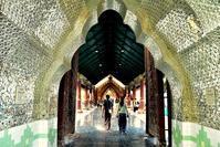 マンダレー旅行記白い仏塔に囲まれたサンダムニ・パヤー - 明日はハレルヤ