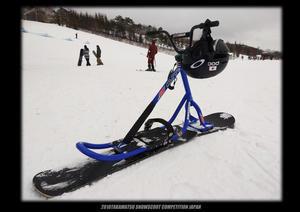 TAKAMATSU SNOWSCOOT COMPETITION JAPAN
