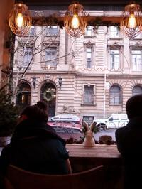 チャーミングなフランスCafe Maman マンハッタン - NYからこんにちは