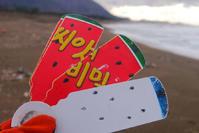 韓国の扇子 - Beachcomber's Logbook