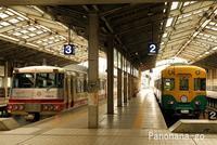 ふるさとの、ちいさな電車~次の電車は?~ - ちょっくら、そのへんまで。な日常。