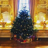 チェリスさんのクリスマス・フェアー ホープトン・ハウスにて(Hopetoun House) - ブルーベルの森-ブログ-英国のハンドメイド陶器と雑貨の通販