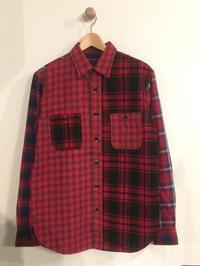 GAIJIN MADE / CRAZY CHECK WORK SHIRTS - Safari ブログ