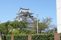 岸和田城 - レトロな建物を訪ねて