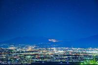 みたまの湯からの夜景はとても素敵です - Hotel Naito ブログ 「いいじゃん♪ 山梨」
