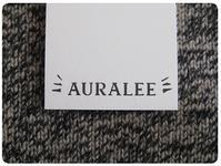 AURALEE ::: BABY CASHMERE MELANGE knit(mix beige) - minca's sweet little things