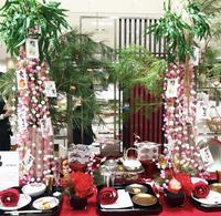 今年最後のお仕事(岩田屋の迎春) - Table & Styling blog
