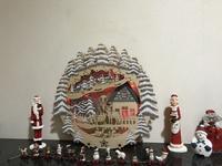 玄関のクリスマスの飾り - まましまのひとり言