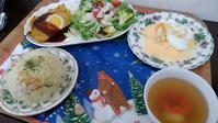 今年も楽しくクリスマスランチ - ふうりゅう日記