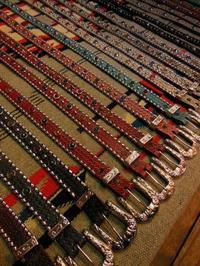 BLOG更新、Mallory's Jeweled Western Belt - ROCK-A-HULA Vintage Clothing Blog