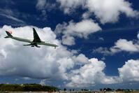 RWY36運用 - 南の島の飛行機日記