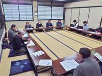 地域合同の「賽の神祭り」実行委員会が開かれました - 浦佐地域づくり協議会のブログ