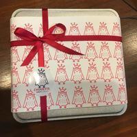 焼菓子シュエットさんの新包装紙パッケージ - まゆみん MAYUMIN Illustration Arts