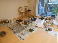 のび丸がいない一週間。台所の掃除しました。 - のび丸亭の「奥様ごはんですよ」日本ワインと日々の料理