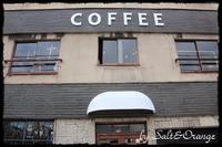 coffee shop&Antiques - Salt&Orange時々Pepper