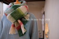 """Today's Winter Style 2018...12/20thu"" - SHOP ◆ The Spiralという館~カフェとインポート雑貨のある次世代型セレクトショップ~"