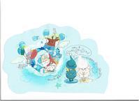 太陽と月の魔女の秘密クリスマスbyJUNGLE RAY MIZUNO - 月読暦~小泉茉莉花の月的生活~