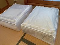 お布団の整理にイケアのスクッブ - ゆうゆう素敵な暮らしの手帖