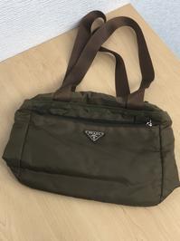 プラダのバッグをお買取! - 買取専門店 和 店舗ブログ