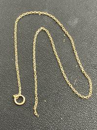 切れた金のネックレスをお買取! - 買取専門店 和 店舗ブログ