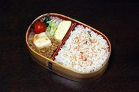 麻婆豆腐 - 庶民のショボい弁当