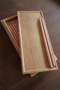 鉛筆箱 - 池内建築図案室 通信