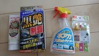 本日は洗車♪ - ちまんじのカブ日記