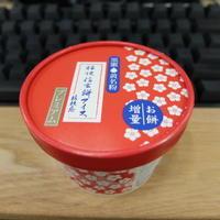 信玄餅アイス / XQ1 - minamiazabu de 散歩