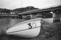 この日を待ち焦がれていた手漕ぎボート - Film&Gasoline