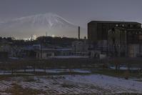 夜の岩手山 - 盛岡写真館