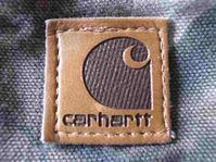 Carharttのリアルツリーカモ - Questionable&MCCC