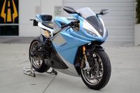 Lightning Motorcycles ・・・ 新電動スーパーバイクの予告? - ばいく生活あれこれ
