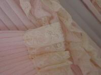 ピンクのニットカーディガン - LilyのSweet Style