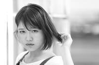 芦田希美ちゃん4 - モノクロポートレート写真館