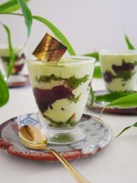 抹茶のティラミス風♪ - This is delicious !!