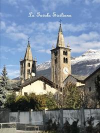 クリスマスマーケットの旅2018はイタリア北西アオスタからスイスへ vol.4 ~ 北の古代ローマ帝国、アオスタの街散策その2 - 幸せなシチリアの食卓、時々旅