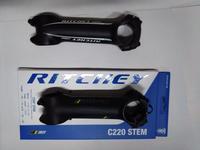 ステムをリッチー WCS C220 84° 120mmへ - 服部産業株式会社サイクリング部(2冊目)