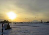 冬至から霧の朝へ - 長女Yのつれづれ記