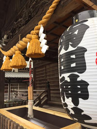 神社巡り『御朱印』菊田神社 - ハタ坊(釣り・鳥撮・散歩)