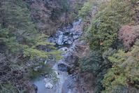 海沢・城山(760m)・鍋割山(1084m)・御岳山(929m)・大塚山(920m) - 山の高みへ、森の深みへ