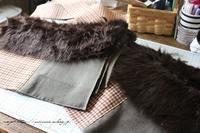 ショップご予約品制作の冬バッグと『LIMIA』で手作りのクリスマスツリー公開中♪ - neige+ 手作りのある暮らし