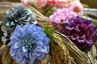 お正月にアーティフィシャルフラワーを使ったしめ縄はいかがでしょう♪ - 花色~あなたの好きなお花屋さんになりたい~