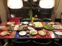 同級生で持ち寄り忘年会と参鶏湯 - Coucou a table!      クク アターブル!