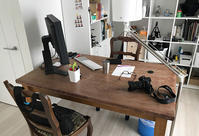 2018/12/22テーブルの天板を交換した! - shindoのブログ