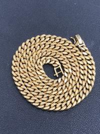 K18の喜平のネックレスをお買取しました! - 買取専門店 和 店舗ブログ