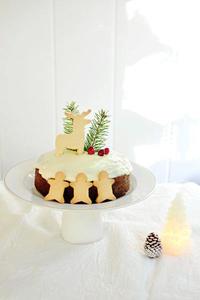 christmas cake 2018* - Avenue No.8