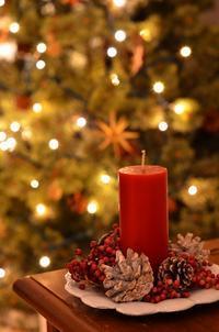 冬至のキャンドルナイト2018   The Candle Night of the Winter Solstice 2018 - お茶の時間にしましょうか-キャロ&ローラのちいさなまいにち- Caroline & Laura's tea break