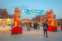 横浜赤レンガ倉庫のクリスマスマーケット2018 - エーデルワイスPhoto